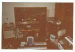 Recording 1992 style at the home of an Industry Giant up in the Hollywood Hills