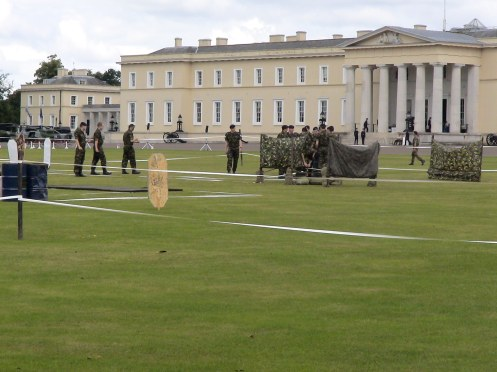 The Old College RMA Sandhurst