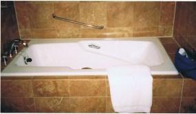 Bathroom (c) Jane Risdon 2012