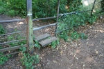 This stile features in my short story; A Walk To Destiny. (c) Jane Risdon 2012