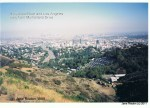 Hollywood Los Angles where The Auditions take place in latest work in progress