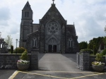 The Parish Church in 'It's A Long Way To Tipperary' - centre of village life (c) Jane Risdon 2013