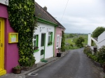 Pubs come in all shapes and forms in Irish villages. (c) Jane Risdon 2013
