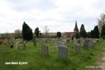 Final resting place....but not for Sebastian. (c) Jane Risdon 2013