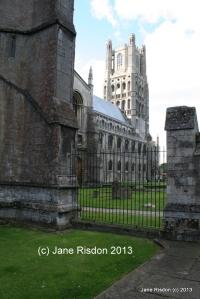 Ely Cathedral, Cambridge (c) Jane Risdon 2013
