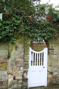 Murder at the Observatory - cottage opposite Ms Birdsong in Ampney Parva (c) Jane Risdon 2014