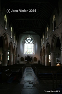 St Mary's Church Rye (c) Jane Risdon 2014