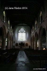 St Mary's Church Rye (c) Jane Risdon 2014