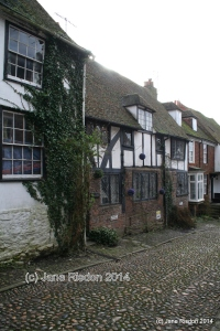 Rye Sussex (c) Jane Risdon 2014
