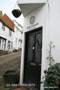 Oak Corner repaired 1490 (c) Jane Risdon 2014