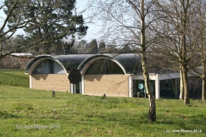 The Millennium Seed Bank at Wakehurst Place (c) Jane Risdon 2014