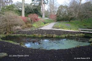 Wakehurst Place (c) Jane Risdon 2014