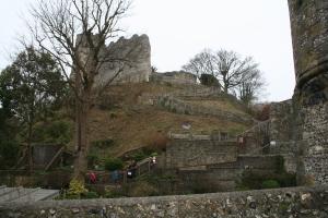 Lewes Castle (c) Jane Risdon 2014