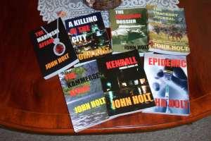 John Holt - his books