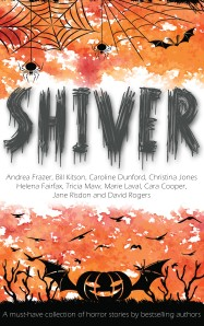 Shiver from Accent Press Oct 2014