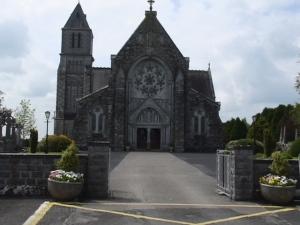 Parish Church where Thomas Nyhan would have worshipped.