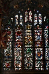 Stained glass windows. (c) Jane Risdon 2015