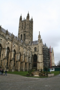 Canterbury Cathedral (c) Jane Risdon 2015