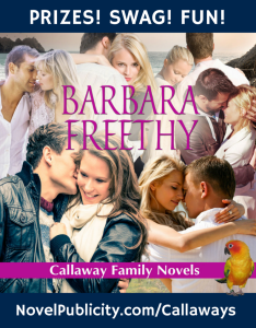 The Calloway Book Tour - Barbara Freethy