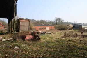Deserted Farm (c) Jane Risdon 2015