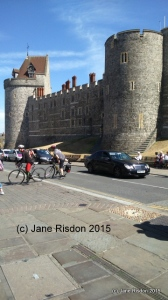 Windsor Castle (c) Jane Risdon 2015