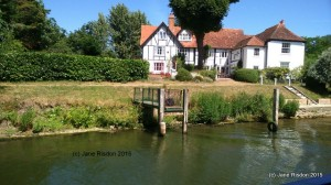 Dame Margo Fontein's House (c) Jane Risdon 2015