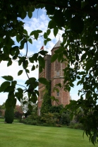 The Tower at Sissinghurst (c) Jane Risdon 2015