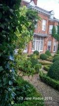 West Green House (c) Jane Risdon 2015
