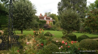 West Green House and Garden (c) Jane Risdon 2015