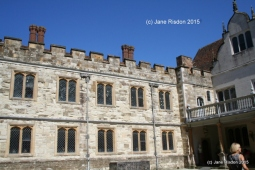 Knole House (c) Jane Risdon 2015