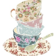 1NHnnocdwao tea cups Public Domain