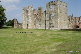 Cowdray House Midhurst. (c) Jane Risdon 2007