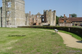 Cowdray (c) Jane Risdon 2007