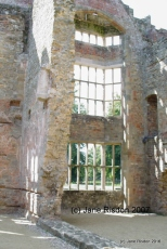 Inside Cowdray (c) Jane Risdon 2007