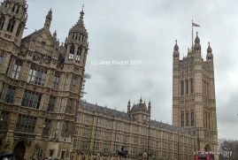 Houses of Parliament (c) Jane Risdon 2016