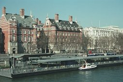Curtis Green designed by Norman Shaw. Public domain