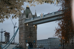 Tower Bridge (c) Jane Risdon 2014