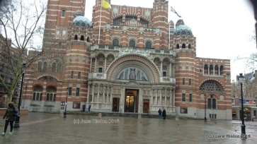 Westminster Cathedral (c) Jane Risdon 2016