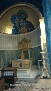 Chapel of St Joseph (c) Jane Risdon 2016