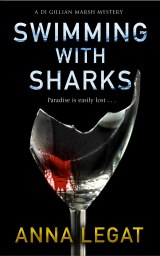 Swimming with Sharks by Anna Legat published 28th April 2016