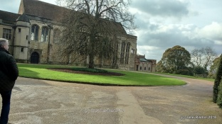 Eltham Palace Great Hall (c) Jane Risdon 2016