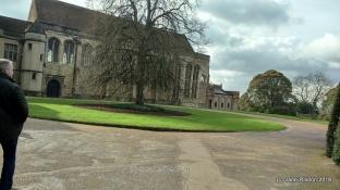 Eltham Palace Great Hall (c) Jane Risdon 2016