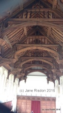 Great Hall (c) Jane Risdon 2016