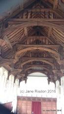 Great Hall (c) Jane Risdon 2016