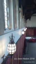 The Great Hall (c) Jane Risdon 2016