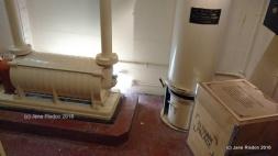 Vacuum Cleaner system in basement (c) Jane Risdon 2016