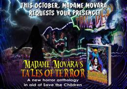 Madame Movara's Tales of Terror due Oct 2016