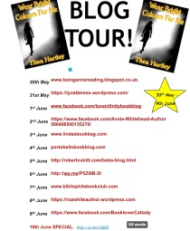Thea's Blog Tour