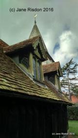Dormer Windows (c) Jane Risdon 2016