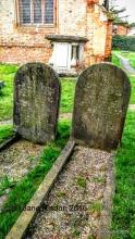 Grave Stones (c) Jane Risdon 2016